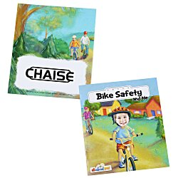 View a larger, more detailed picture of the All About Me Book - Bike Safety