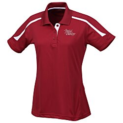 View a larger, more detailed picture of the Titan Performance Sport Shirt - Ladies