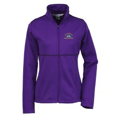 View a larger, more detailed picture of the Spark Polyknit Fleece Jacket - Ladies