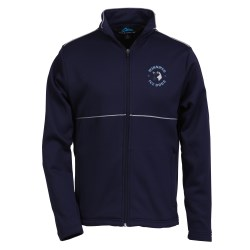 View a larger, more detailed picture of the Notion Polyknit Fleece Jacket - Men s