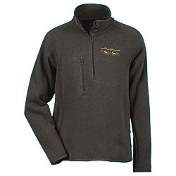 View a larger, more detailed picture of the Regan Easy Care Sweater Fleece Pullover - Men s