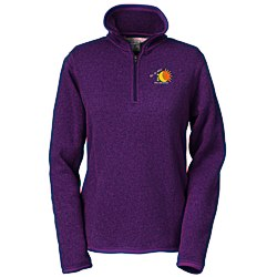 View a larger, more detailed picture of the Ramsay Easy Care Sweater Fleece Pullover - Ladies