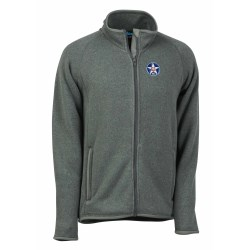 View a larger, more detailed picture of the Evan Easy Care Sweater Fleece Jacket - Men s