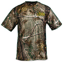 View a larger, more detailed picture of the Realtree AP Performance Camo T-Shirt