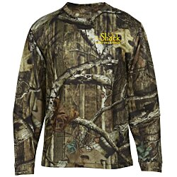 View a larger, more detailed picture of the Realtree AP Performance LS Camo T-Shirt