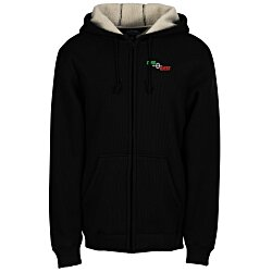 View a larger, more detailed picture of the Marshall Sherpa Lined Full Zip Sweatshirt