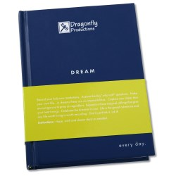 View a larger, more detailed picture of the Quotation Journal - Dream