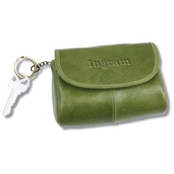 View a larger, more detailed picture of the Leather Mini Cargo Wallet