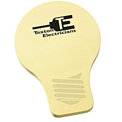 View a larger, more detailed picture of the Post-it&reg Custom Notes - Bulb - 25 Sheet - Stock Design