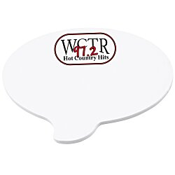 View a larger, more detailed picture of the Bic Sticky Note - Speech Bubble - 25 Sheet