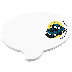 View a larger, more detailed picture of the Bic Sticky Note - Speech Bubble - 50 Sheet