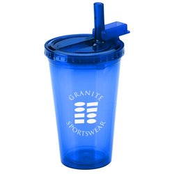 View a larger, more detailed picture of the Spirit Sport Tumbler - 16 oz - Closeout