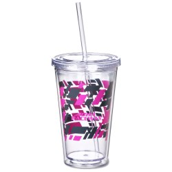 View a larger, more detailed picture of the Spirit Incore Tumbler - 16 oz - Parallelogram