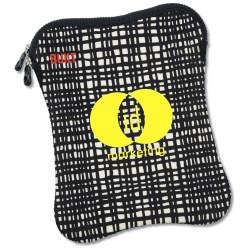View a larger, more detailed picture of the BUILT e-Reader Tablet Sleeve - 9-10 - City Grid