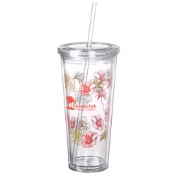 View a larger, more detailed picture of the Spirit Incore Tumbler - 20 oz - Beach