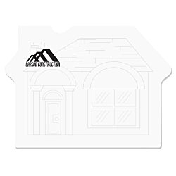 View a larger, more detailed picture of the Bic Sticky Note House 100 Sheet - Stock Design
