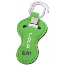 View a larger, more detailed picture of the BUILT Peanut USB Flash Drive Holder