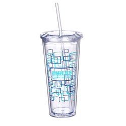 View a larger, more detailed picture of the Spirit Incore Tumbler - 20 oz - Squarval