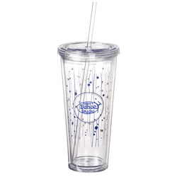 View a larger, more detailed picture of the Spirit Incore Tumbler - 20 oz - Wavdots