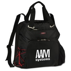View a larger, more detailed picture of the elleven Checkpoint-Friendly Backpack Tote