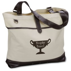 View a larger, more detailed picture of the Compass Travel Tote