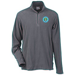 View a larger, more detailed picture of the Columbia - Crescent Valley 1 2-Zip Pullover - Men s