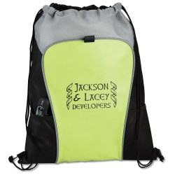 View a larger, more detailed picture of the Yogi Drawstring Sportpack - 24 hr