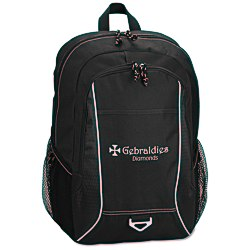 View a larger, more detailed picture of the Atlas Laptop Backpack - Screen - 24 hr