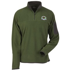 View a larger, more detailed picture of the Cordova 1 4 Zip Micro Fleece - Men s