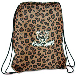 View a larger, more detailed picture of the Designer Drawcord Sportpack - Leopard - 24 hr
