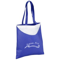 View a larger, more detailed picture of the Polypropylene Scoop Tote