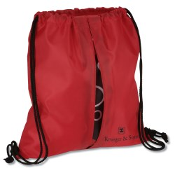 View a larger, more detailed picture of the Peekaboo Print Sportpack - Circles - Closeout