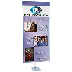 View a larger, more detailed picture of the 360 Banner Stand - 78 x 36