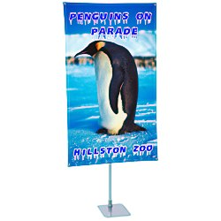 View a larger, more detailed picture of the 360 Banner Stand - 62 x 36