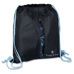 View a larger, more detailed picture of the Peekaboo Print Sportpack - Floral - Closeout