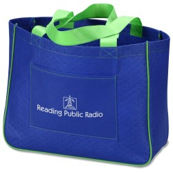 View a larger, more detailed picture of the Polypropylene Premium Tote