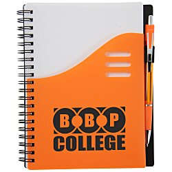 View a larger, more detailed picture of the High Tide Notebook Set
