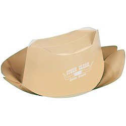 View a larger, more detailed picture of the Paper Cowboy Hat