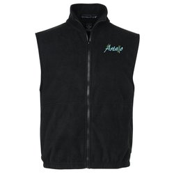 View a larger, more detailed picture of the Ultra Club Iceberg Fleece Full-Zip Vest