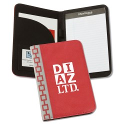 View a larger, more detailed picture of the Nexus Jr Padfolio - Closeout