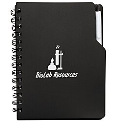 View a larger, more detailed picture of the Cut Away Notebook Set - Opaque