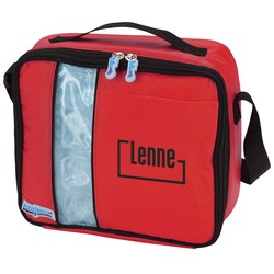 View a larger, more detailed picture of the Flexi-Freeze&trade Lunch Box - Closeout