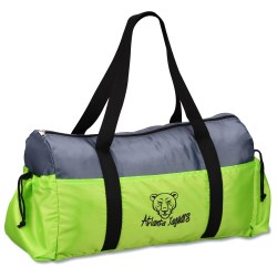 View a larger, more detailed picture of the Dual Drawcord Duffel