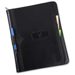View a larger, more detailed picture of the Wingtip Ring Binder Portfolio