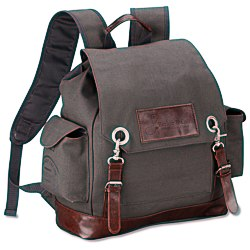View a larger, more detailed picture of the Field & Co Vintage Rucksack Backpack