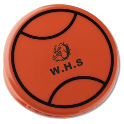 View a larger, more detailed picture of the Magnetic Basketball Clip - Closeout