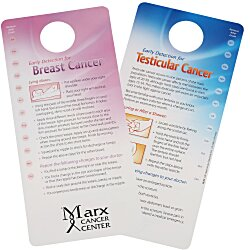 View a larger, more detailed picture of the Early Detection Shower Card