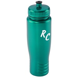 View a larger, more detailed picture of the Dazzle Squeeze Sport Bottle - 28 oz