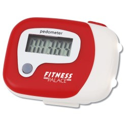 View a larger, more detailed picture of the Pacer Pedometer