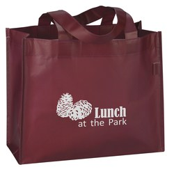 View a larger, more detailed picture of the Dazzle Laminated Tote